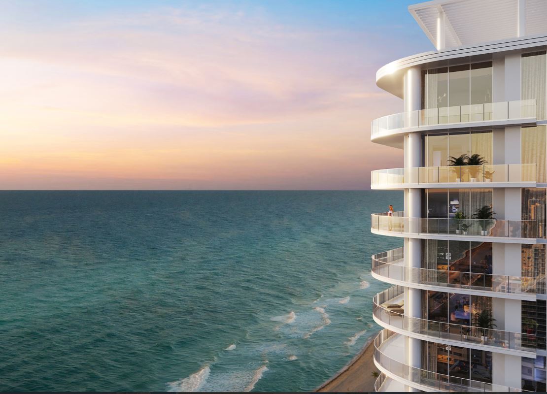 Selene Oceanfront Condo – Fort Lauderdale's Only Pre-Construction Condo on the Water Sells 50% in 6 Weeks